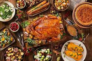 Thanksgiving catering online