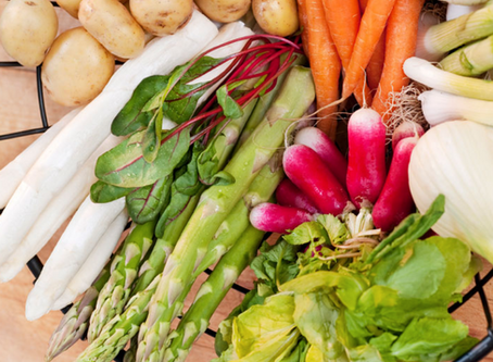 Spring Produce at Morton Williams: MARCH ON!