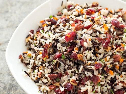 Wild Rice w/ Cranberries - Serves 3-6