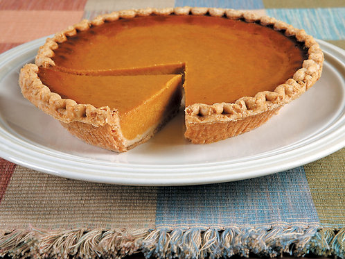 Pumpkin Pie, 8""