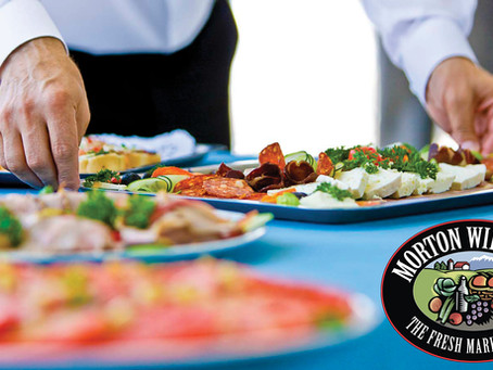 Morton Williams Catering Delivers!