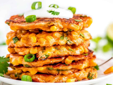 National Corn Fritter Day!