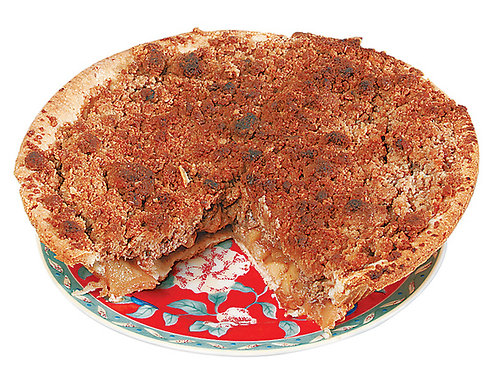 Apple Crumb Pie, 8""