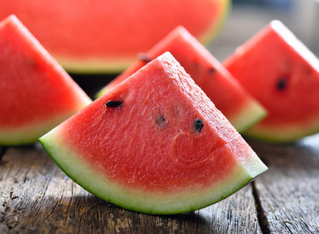 Refreshing Summer Fruit