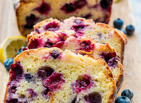 Pound Cake (or 16oz Loaf Cake)