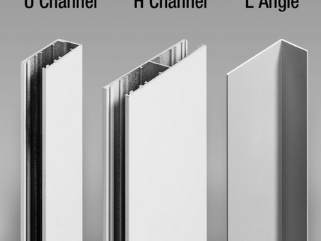 Roller Shades: Bottom/Side Channels For Controlling Light Leakage