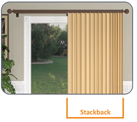 Drapery Stack Back. What is it? Is It Important?