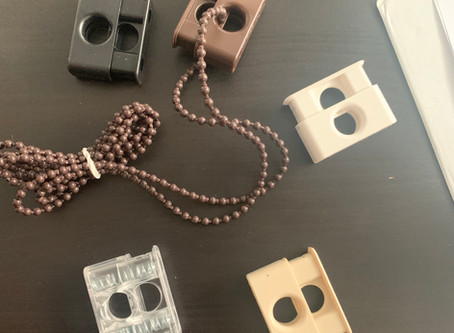 Safety Issue: Roller Shade Chain Retainers