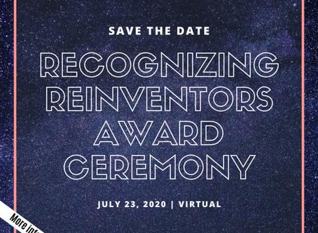 Recognizing Reinventors Awards Ceremony