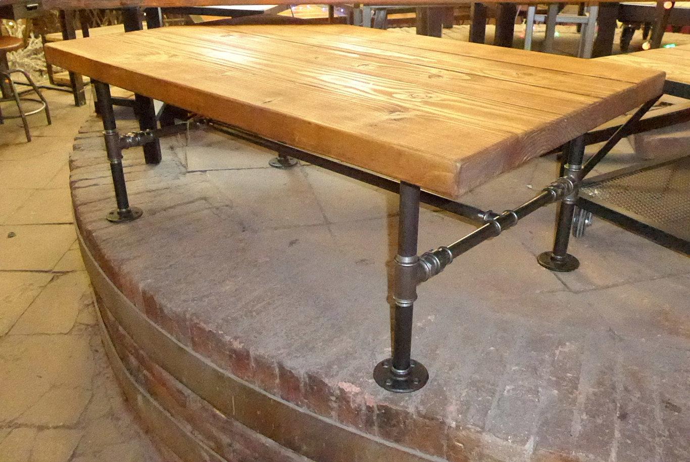 Muebles de dise o y de estilo industrial muebles metal y - Muebles diseno industrial ...