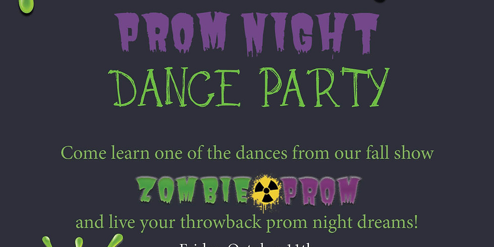 {Zombie} Prom Night Dance Party