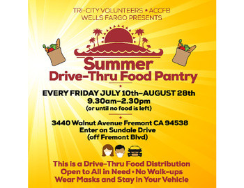 FREMONT - SUMMER DRIVE-THRU FOOD GIVEAWAY