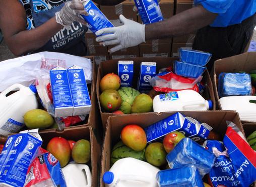Santa Clara County Food Bank Seeks Volunteers