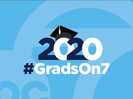 #GradsOn7: ABC7 honors Bay Area high school seniors
