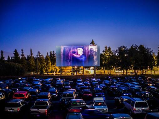 Drive-in movie theaters reopen in San Jose, Concord, Sacramento, Arizona