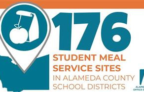 Student Meal Service Sites In Alameda County School Districts