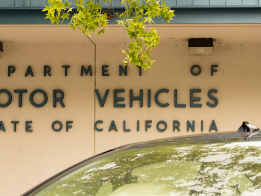 DMV to Reopen 5 Bay Area Offices Friday