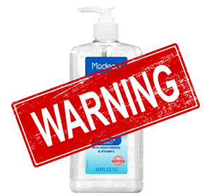 Hand sanitizer recall: FDA list of 'toxic' sanitizers expands to 94