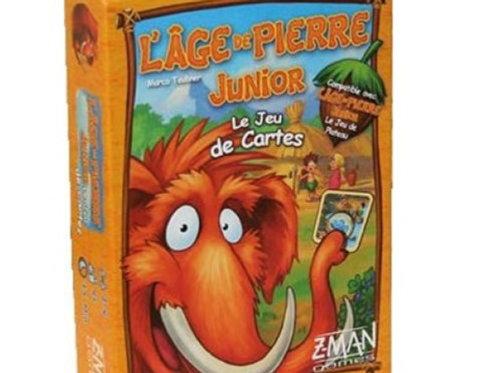 L'âge de pierre Junior : Le jeu de cartes