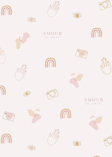 Amour al Arte - Branding - Agencia Rosa-