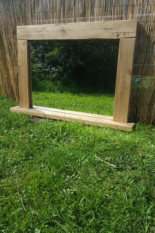 The Rustic Shabby Chic Mirror