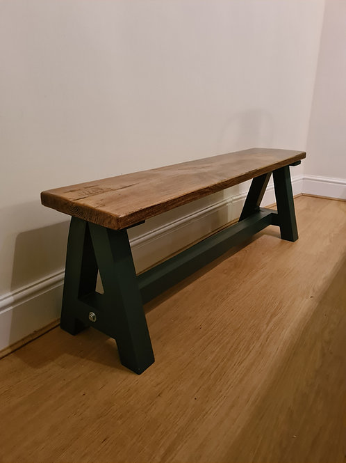 The Rustic A Frame Bench