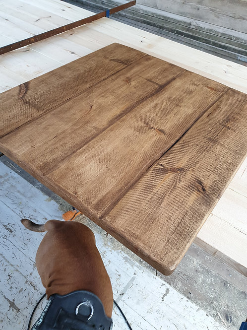 Rustic Shabby Chic Table Top