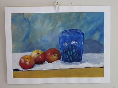 Apples and Vase.JPG