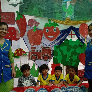 playgroup red day