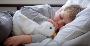 What Does The Duck Do For A Child With Cancer?