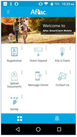 Need To File A Claim?  Yes, There's An App For That!