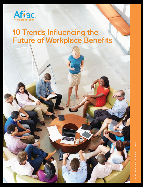 10 Trends Influencing the Future of Workplace Benefits