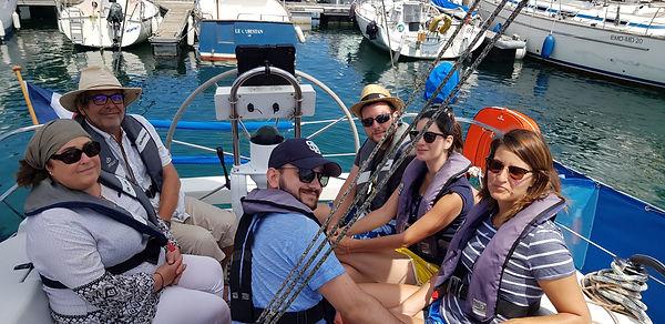 Voilier Atlantis- Après-midi VOILE