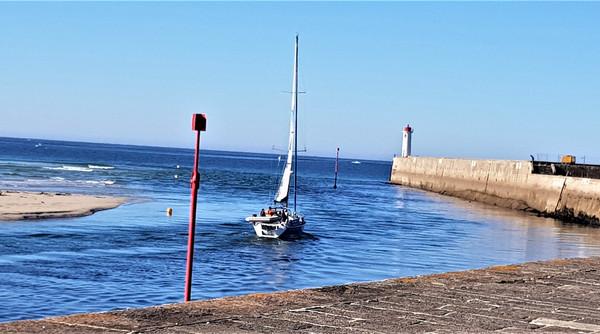 Atlantis sailboat audierne yachting