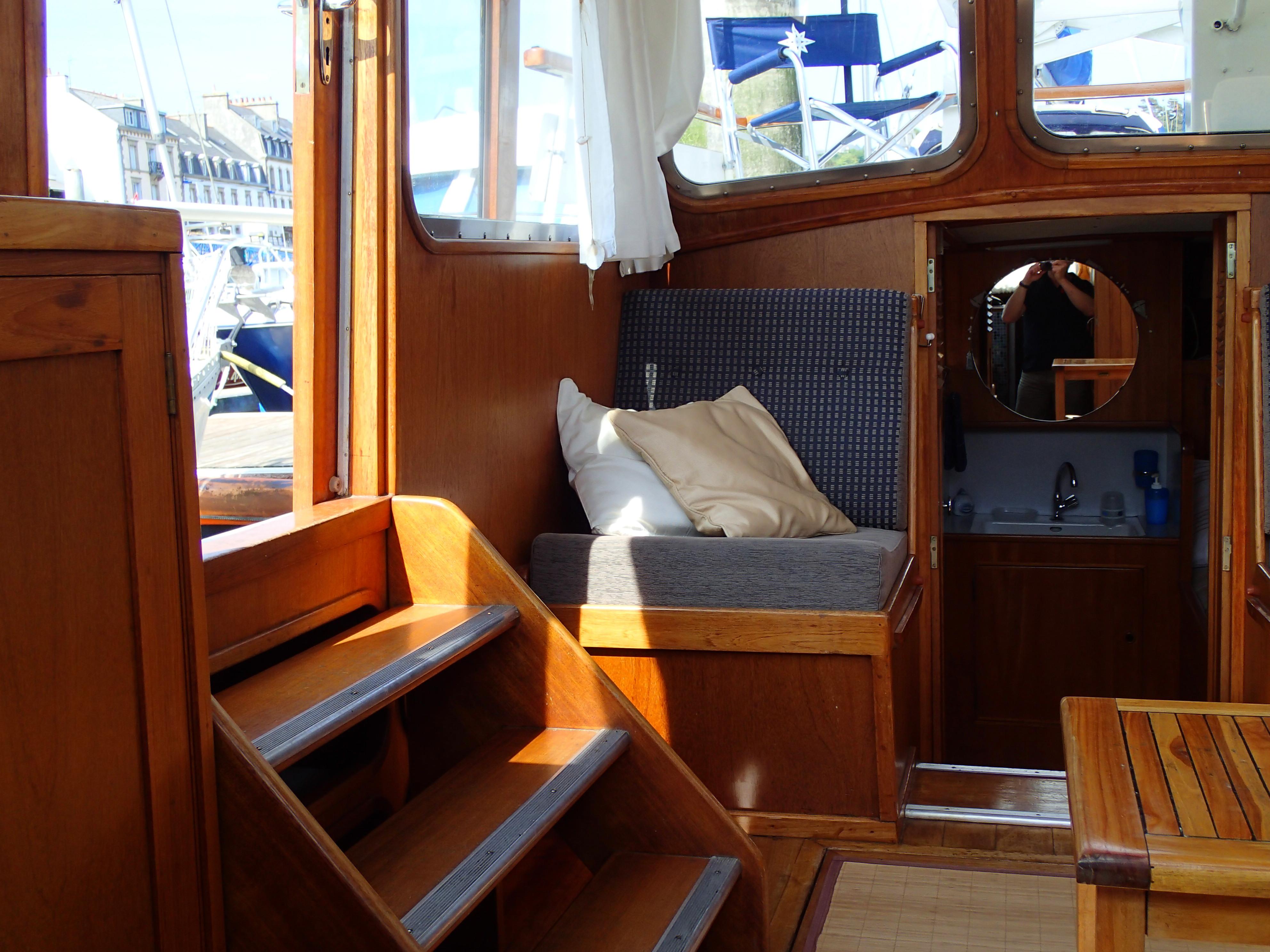 Cockpit ou petit salon