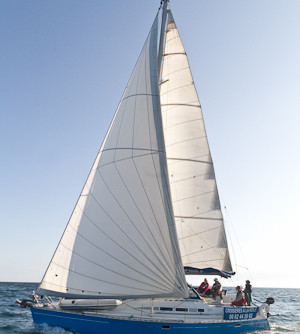 sailboat Atlantis