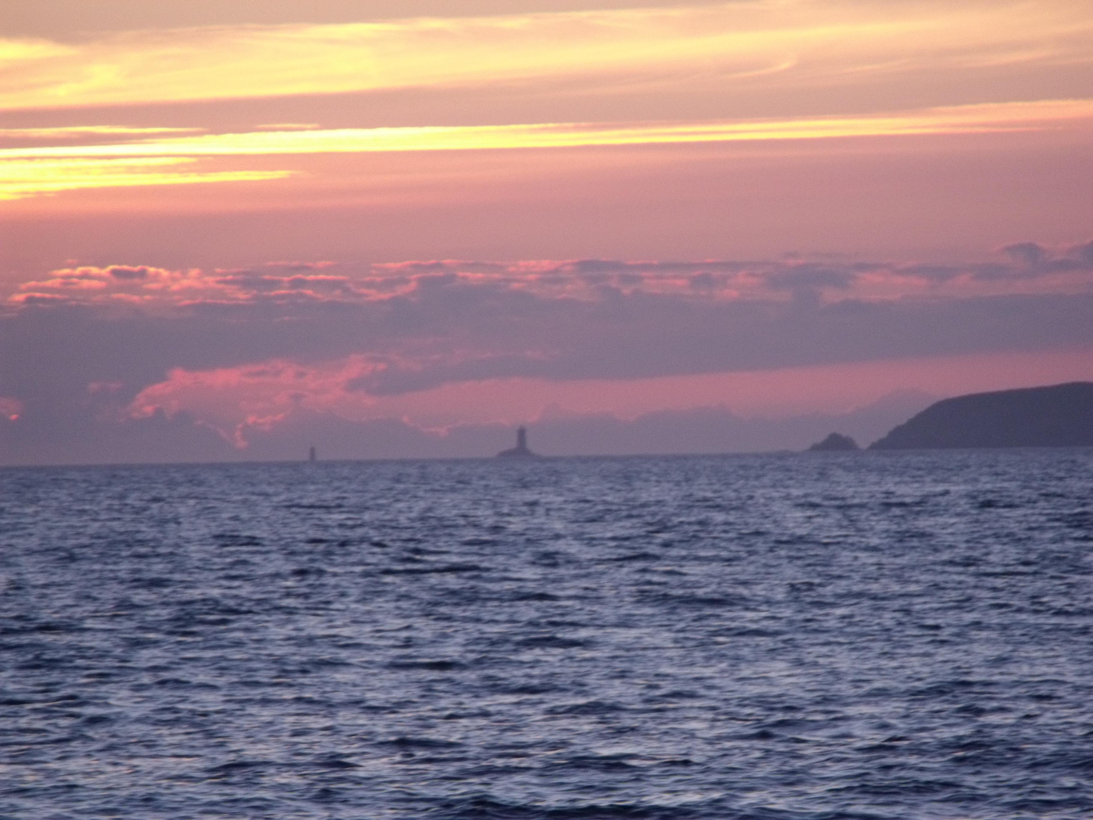 Crépuscule Pointe du Raz