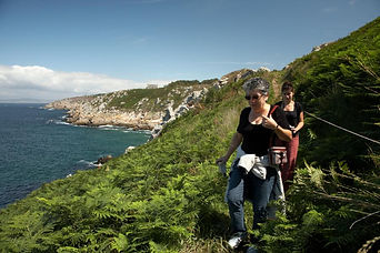 Randonnée sur le GR 34 Cap Sizun Pointe