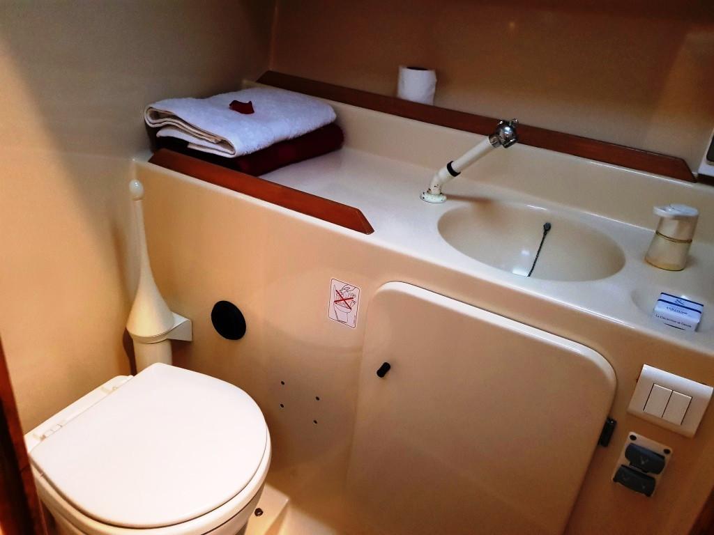 Salle d eau wc chambre supérieure
