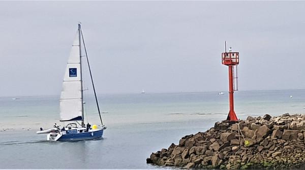 Sailboat Atlantis- Audierne Yachting