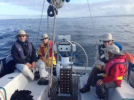 Une croisière en voilier avec un skipper, vivre une aventure familiale intense