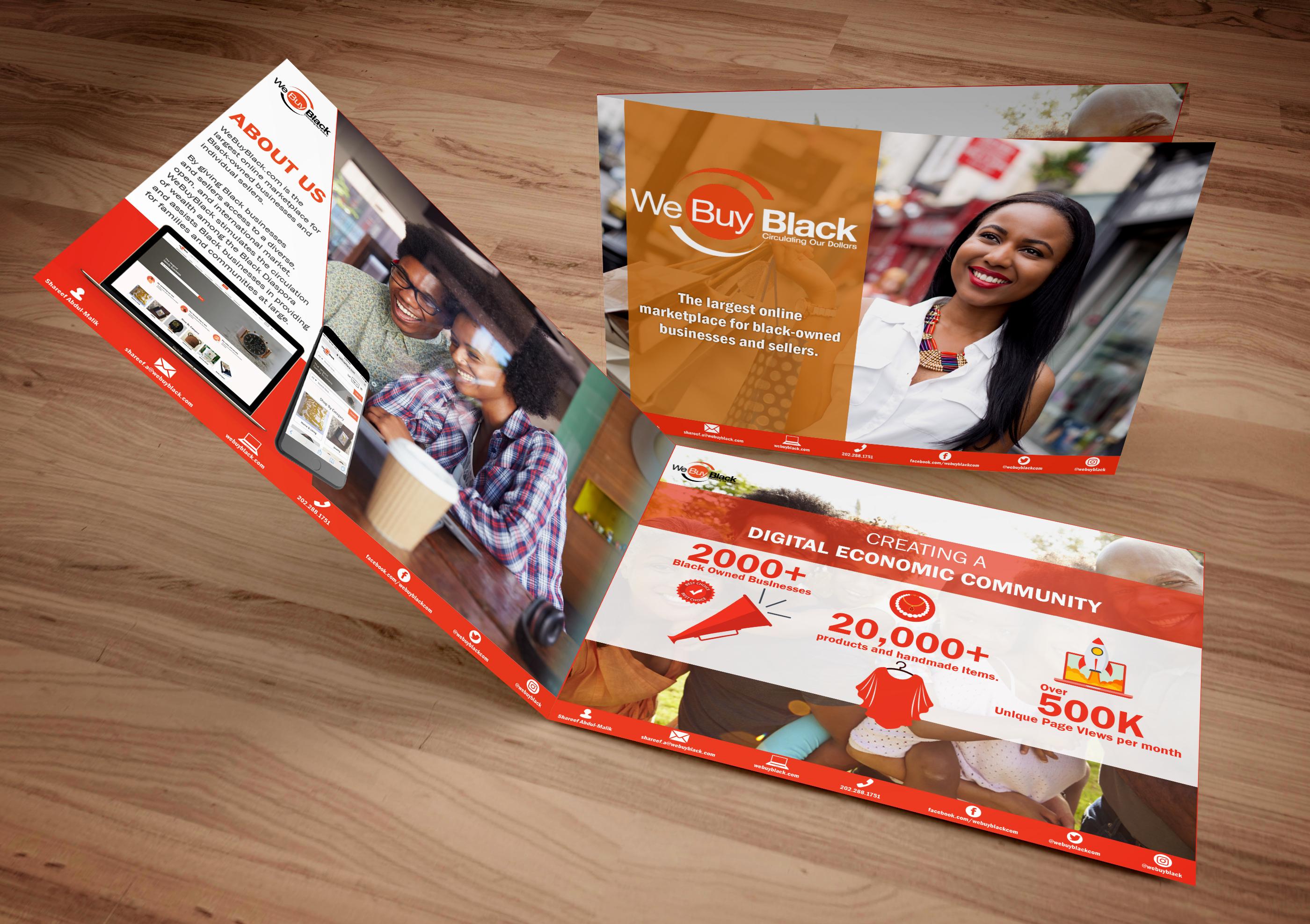 We Buy Black Media Kit