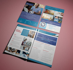 Bi-Fold Brochure for Richland County