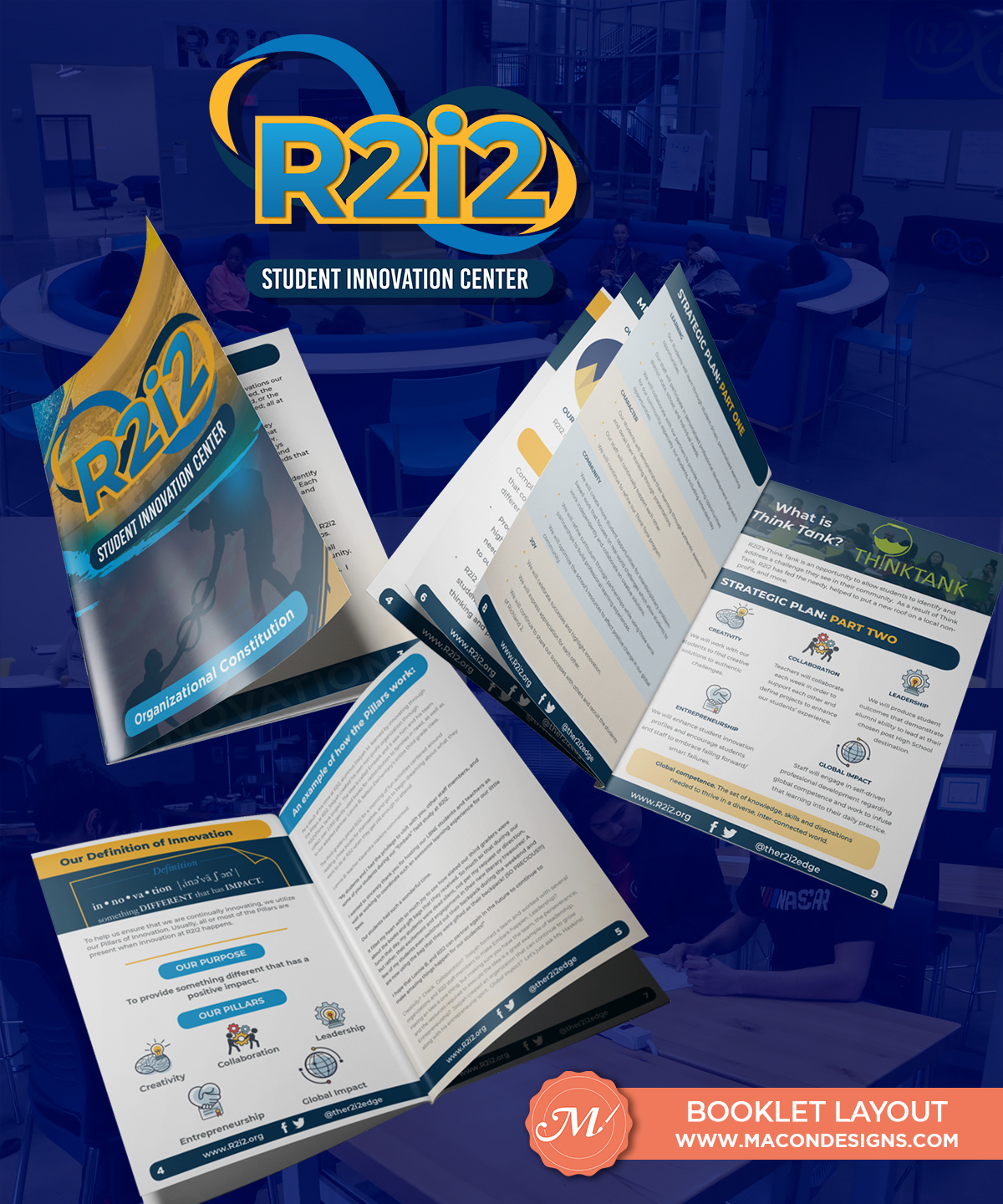 10 Page Layout Design