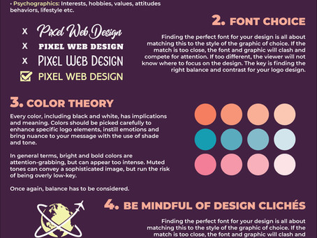 5 Tips for a Great Logo Design