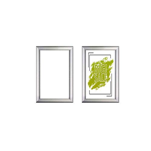"Snap Frame Sign Holder - 10.5""x16.5"" Miltered"