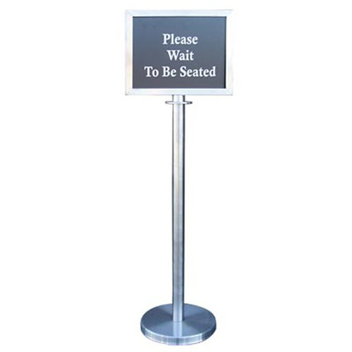 Floor Sign Holder - FSH002