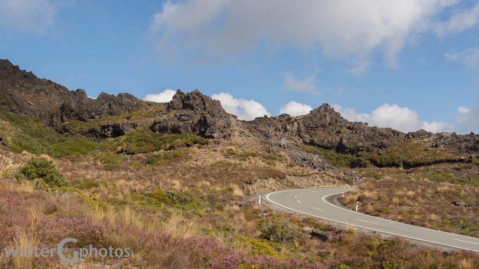 Mount Ruapehu, Tongariro