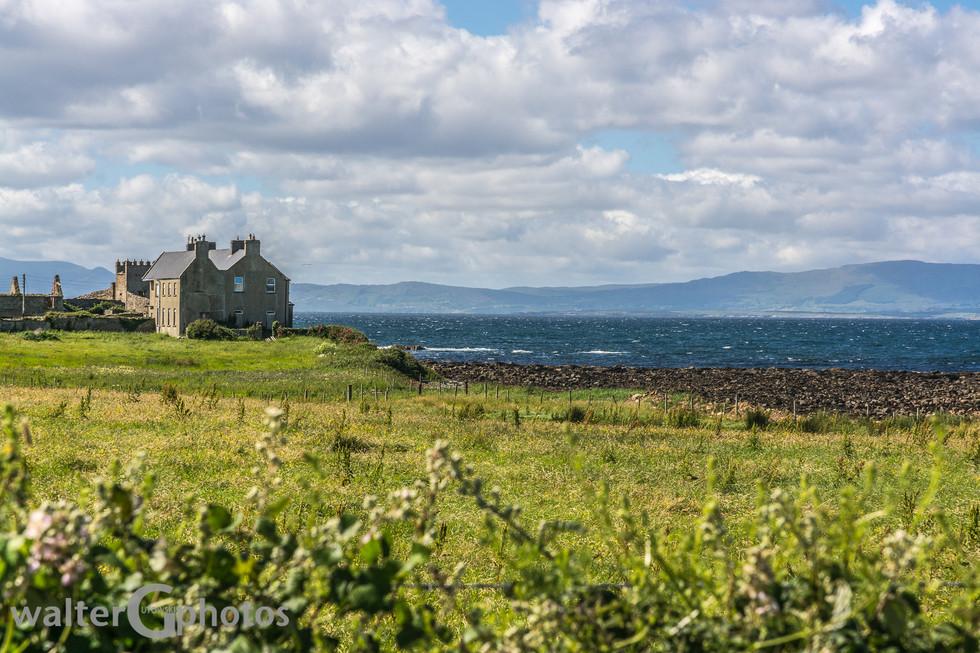 Drumfad at Donegal Bay near Ballyshannon, Ireland