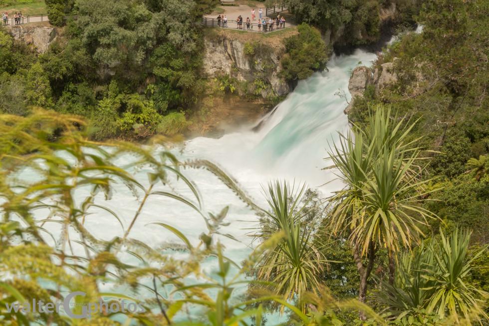 Huka Falls, NI, New Zealand